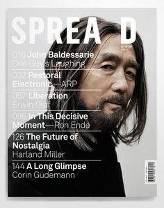 SPREA D Magazine #cover #spread #grid #magazine