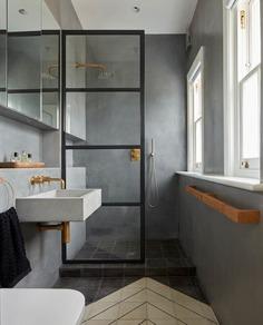 bathroom / Merrett Houmoller Architects