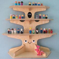 20+ Cool Decorative Shelving Ideas