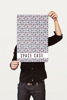 Space Case Design Blog on the Behance Network #pattern #space