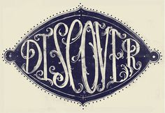 benjamin Carr Illustration #old #lettering #vintage