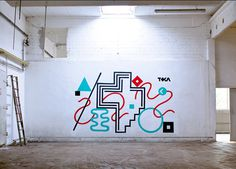 Tokae's graffiti #arts