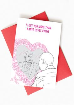 Trending-Kanye.jpg #kanye #greeting card #scribbler