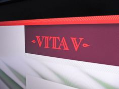 Vita V on Behance