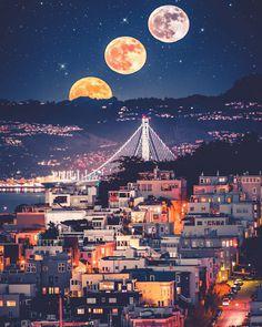 Stunning Travel Instagrams by Paul Wozniak