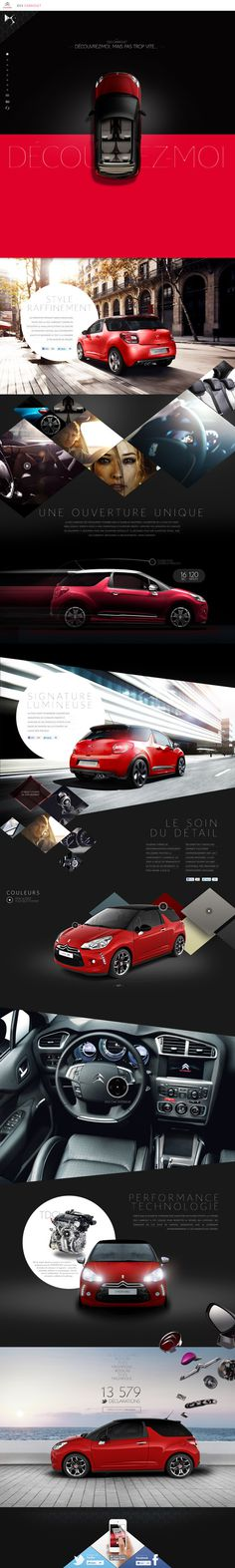 Citroen DS3 Cab on Behance #car