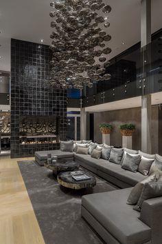 Rotterdam Villa Displaying a Sophisticated Eco Chic Design by Kolenik #design