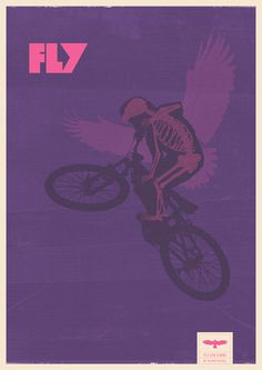 Mike Kus | Dreaming Everyday About Design #mike #bird #illustration #bike #kus