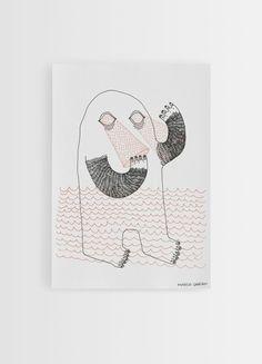 Creativeda Korea Marco Oggian #he #rochure #illustration #poster #logo
