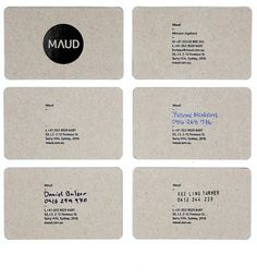 Hampus Jageland #businesscard #stationary #identity #blackwh #logo
