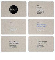 Hampus Jageland #identity #logo #stationary #businesscard #blackwh