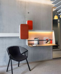 Stylish Four Star Urban Hotel in Nantes - #decor, #interior, #hotel, hotel, interior design