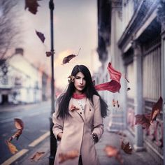 Goodbye November | Inspiration DE #inspiration #photography #girl #portrait
