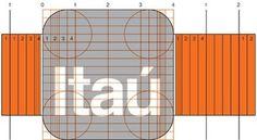itau_identidade_alexandre_wollner.jpg (400×219) #branding #wollner #alexandre #design #grid #brand #identity #vintage #80s #logo #brazil
