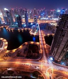 Dubai by Sebastian Opitz » Creative Photography Blog #inspiration #photography #cityscape