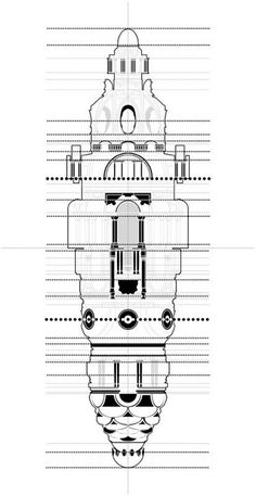 Formal Analysis   Yale School of Architecture Homogeneous and Heterogeneous Space: An Evolution #urban