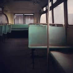 Eight Hour Day » Blog » The Best Thing I Saw Today • March 5, 2012 #bus #public #instagram #photo #furniture #transportation