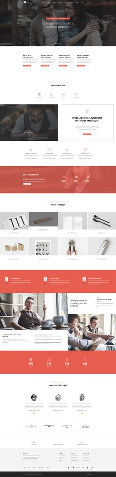 H-Code #Responsive & #Multipurpose #OnePage and #MultiPage #Template For #Corporate by #ThemeZaa http://goo.gl/ygs4kX