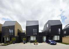 Newhall Be by Alison Brooks Architects