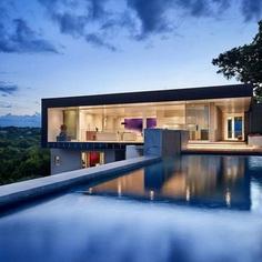 Las Lomas Residence, Nelsen Partners Architects