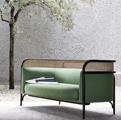 targa sofa, thonet