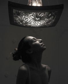 Beautiful Lighting Structure by Mariam Ayvazyan - lights, lamp, lighting #design, #lighting