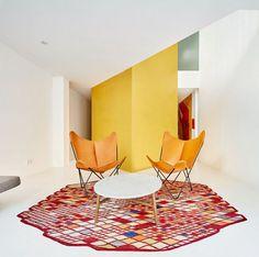 Barcelona Duplex by Raul Sanchez Architects 1