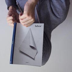 Labor #print #magazine