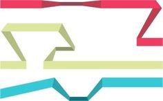 Design- EMcomm #illustration #color #ribbons