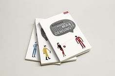 Language workbooks's on the Behance Network #kulesza #book #cover #illustration #language #michalkulesza #funny