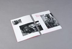 Holger Huber — Graphic Design #layout #design #brochure
