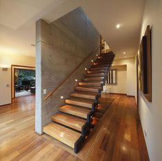 House H by Jaime Ortiz de Zevallos #inspiration #house #wooden #modern #floor #architecture