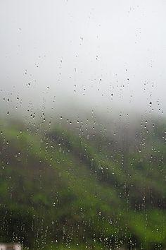 Rainy Day, Rainy Window