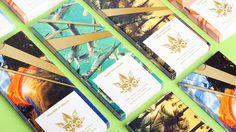 Snoop Dogg, Pentagram, Packaging, Leafs By Snoop