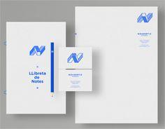 Neus Ortiz interior designer logo design branding identity graphics 3D animated logo 3 #interior