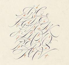 CUSTOM LETTERS, BEST OF 2010 DAY 2 — LetterCult #handlettering #typography