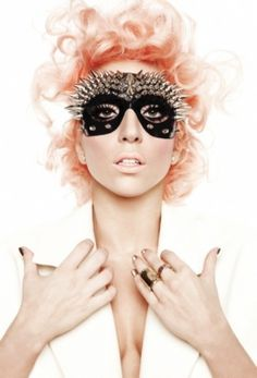 Sara Lindholm - Lady Gaga #fashion #photography #gaga #lady