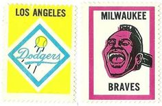 a time to get: WASTE SOME TIME: The Fleer Sticker Project #baseball #stamps #vintage