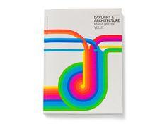 Daylight & Architecture / Stockholm Design Lab / SDL #design #graphic #cover #spread #magazine