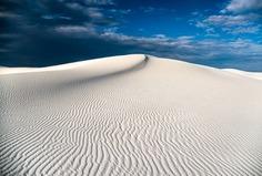 White Sands, New Mexico: Mesmerizing Landscape Photography by Navid Baraty