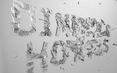 Dinnick & Howells VRAY glass shatter #glass #shatter