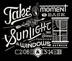 Assemblage 2 of 7 #lettering #mural #of #window #type #bw #friends