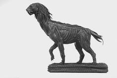 forhyena : yonghoji #sculptures