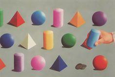All Available Sizes | Tumblr_kqeqwbmnst1qzezeko1_500 | Fl... #illustration #shapes #geometrical