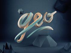 Geoscript #type #script #3d