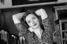 Vintage Celebrity Photography by Albane Navizet #inspiration #photography #celebrity