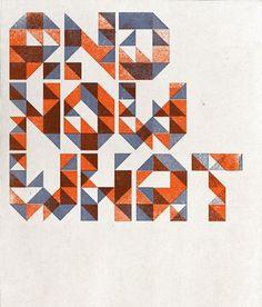 Eight Hour Day » Blog » Richard Perez #typography