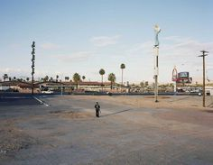 Los Angeles as Cinematic Mirage: Analog Photography by Gianluca Galtrucco