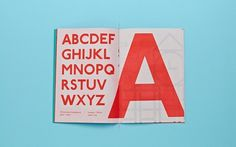 P22 Johnston Underground Type Specimen on the Behance Network #book #typography