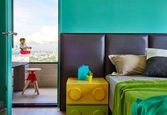 LEGO Interior by HAO Design - #decor, #interior, #homedecor,